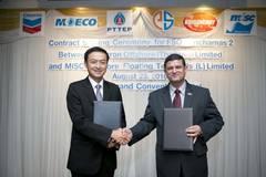MISC Enters Thai Offshore O&G Market
