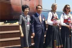 NAT Names 2 New Tankers in South Korea