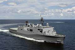 Ingalls Secures Design Work for US Navy's New LX(R) Ships