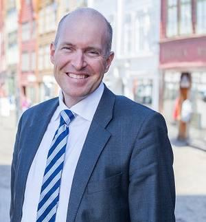 Øistein Jensen (Photo: Odfjell)
