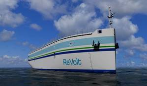 Revolt rendering courtesy of DNV GL