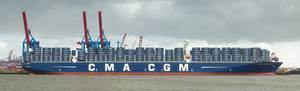 CMA CGM Georg Forster (Photo: CMA CGM Group)