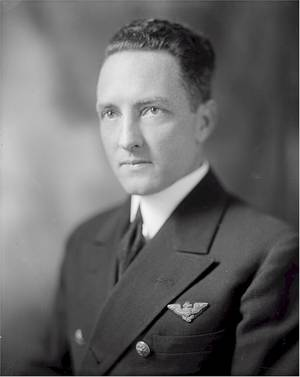 Richard Byrd (Photo courtesy of the Library of Congress)