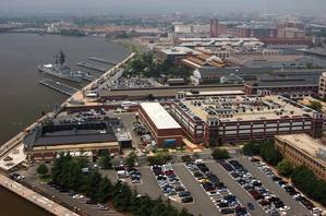 Washington Navy Yard in Washington, D.C. (U.S. Navy photo)