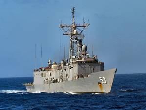 USS Hawes (FFG 53) (U.S. Navy photo)