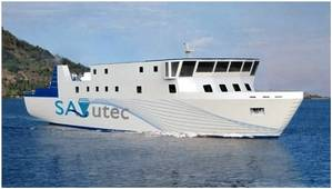 University of Strathclyde's entry, SAVUTEC: Safe and Affordable Ferry