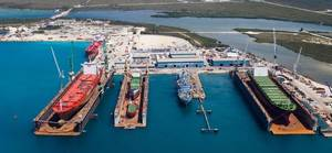 Photo: Grand Bahama Shipyard