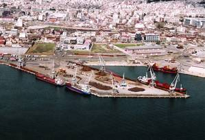 Photo: Thessaloniki Port Authority