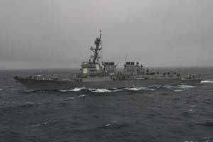 USS Mason (DDG 87) (U.S. Navy photo by Casey J. Hopkins)