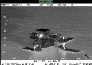 (Coast Guard imagery courtesy of Coast Guard Aviation Training Center Mobile)