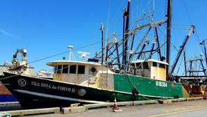 This is the Vila Nova do Corvo II moored up in Leonard's Wharf on Friday, Aug. 9, 2019 in New Bedford, Massachusetts. The company Vila Nova do Corvo II, Inc., company managers Carlos Rafael and Stephanie Rafael DeMello, and vessel captain Carlos Pereira agreed to pay a total of $511,000 in civil penalties and to perform vessel improvements after the United Station filed complaints alleging to violations of the Clean Water Act, discovered during Coast Guard boarding operations. (U.S. Coast Guard