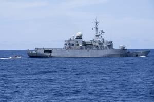 U.S. Navy photo by Byron C. Linder