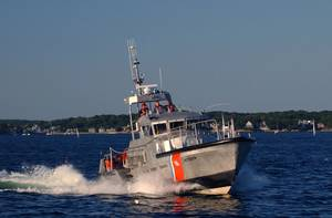 U.S. Coast Guard stock image
