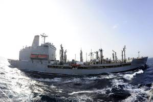 USNS Walter S. Diehl (U.S. Navy photo by A.J. Jones)