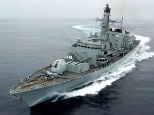 HMS Montrose/Wikimedia Commons shared under OGL v1.0 license