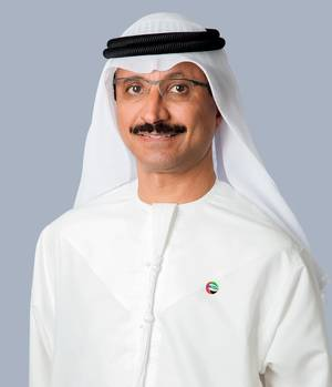 HE Sultan Ahmed Bin Sulayem, Chairman (Photo:  DP World)