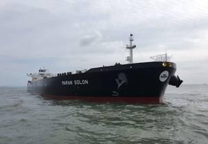 Maran Solon (Photo: Maran Tankers Management)