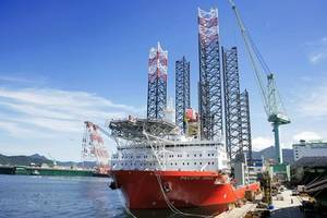 Pacific Orca: Photo credit Samsung Heavy Industries
