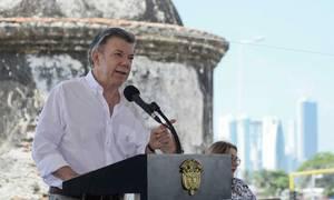 Juan Manuel Santos (Photo: Juan David Tena - SIG)
