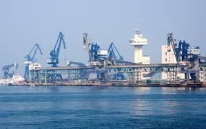 Photo: Port of Dalian