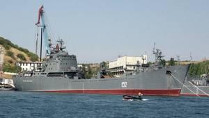 Caesar Kunikov: Photo credit Russian Navy