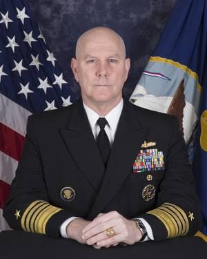 Admiral Christopher Grady, U.S. Navy (Photo: U.S. Navy)