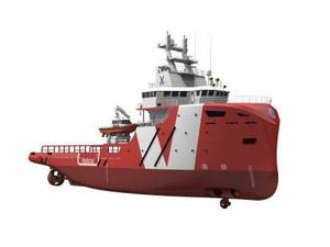 Image courtesy of Vroon Offshore Services