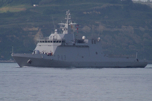 Patrol Boat ESPS Relampago: Photo credit EUNAVFOR