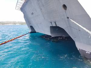 (Photo: Dan Lin / U.S. Navy)