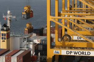 Jebel Ali Port (Photo: DP World)