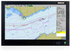 Simrad MARIS900 ECDIS (Photo: Navico)