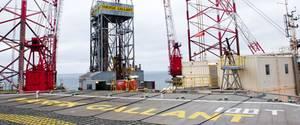 The jack-up rig Maersk Gallant. (Photo: Ole Jørgen Bratland / Statoil)