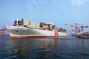 Photo: OOCL