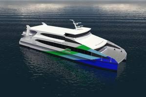 400-pax ferries for San Francisco.