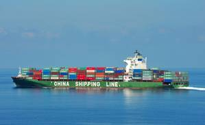CSCL Brisbane (Photo: Seaspan Corporation)
