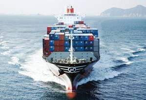 Photo courtesy of Hanjin Shipping Co