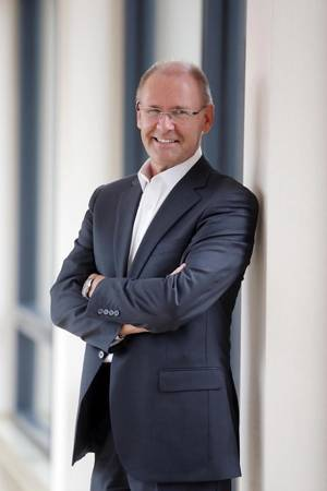 Johan Petter Tutturen, DNV GL – Maritime Business Director Gas Carriers.  (Photo: DNV GL)