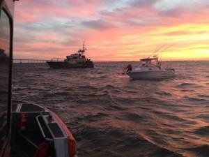 U.S. Coast Guard photo by Josh Perkins