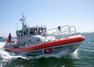 Response Boat Medium – Photo credit USCG