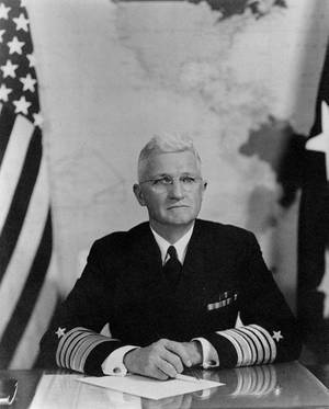 CNO Adm. Harold Rainsford Stark (U.S. Navy photo)