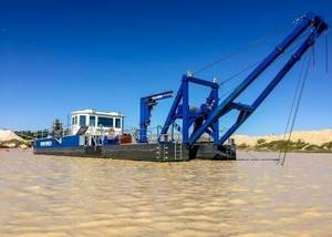 RISD350 dredge (Photo: Rohr-Idreco)