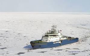 Forthcoming marine application of Power2 800-M (Photo: ABB Turbocharging)