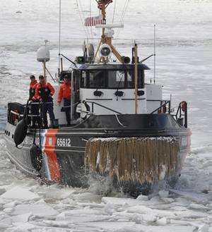 Photo courtesy USCG