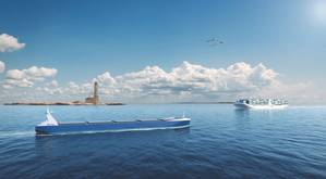 Rolls-Royce and Finland's Tampere University of Technology are working on the support systems necessary for autonomous navigation. The systems will be developed and tested using a purpose-built autonomous ship simulator located at the University. (Photo: Rolls-Royce)