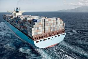 ABS-classed Emma Maersk is part of Maersk Lines first generation of Triple-E containerships (Photo: Maersk Line)