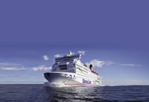 Stena Saga (Photo: Stena Line)