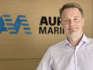 Tomi Julin, General Manager, Auramarine Asia Ltd.