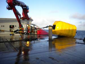 Deep Sea Mooring Will Supply Mooring Equipment Services To Safe Zephyrus Semi-Submersible Accommodation Vessel (Photo: Global Maritime)