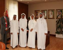 ADNATCO GM with DRYDOCKS WORLD_Chairman and senior personnel.bmp