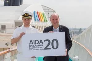 AIDA Kapt Adrian, Michael Ungerer